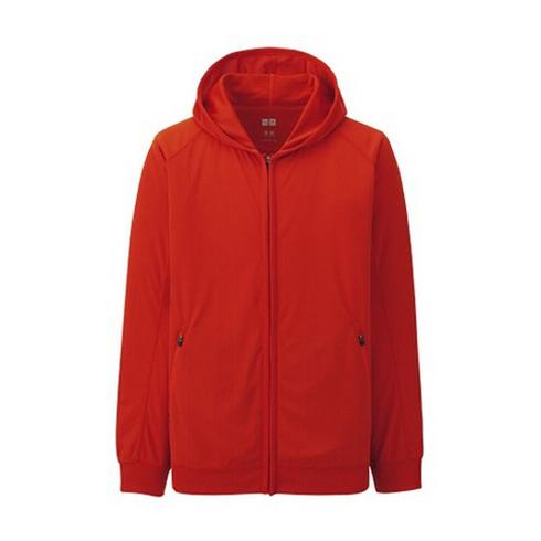 红色开衫卫衣制作