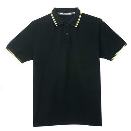 素色polo衫4
